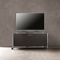 TV-Trolley | Carrelli porta Hi-Fi / TV | Dauphin Home