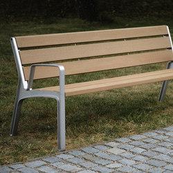 miela Park bench | Exterior benches | mmcité