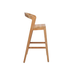 Play Barstool High – A Grade Teak | Tabourets de bar | Wildspirit
