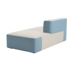 Belt chaise longue | Garden sofas | Varaschin