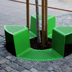 sinus Tree guard | Grilles d'arbre | mmcité