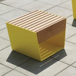 blocq Stool | Exterior stools | mmcité