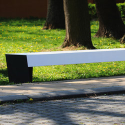 blocq | Exterior benches | mmcité
