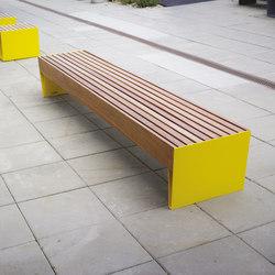 blocq | Park bench | Panche da esterno | mmcité