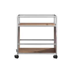 Serving trolley | Trolleys | Dauphin Home