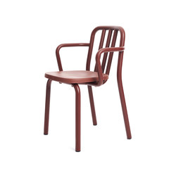 Tube | chair armrest | Visitors chairs / Side chairs | Mobles 114