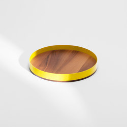 Barrel tray small | Plateaux | H Furniture