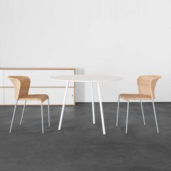 KONTEXT table | Cafeteria tables | Sanktjohanser