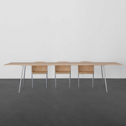 KONTEXT table | Dining tables | Sanktjohanser