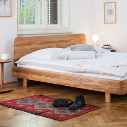 Fin Bed | Beds | Artisan