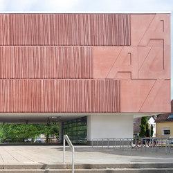 Sandwichfassaden aus Stahlbeton | Fassadenkonstruktionen | Hering Architectural Concrete