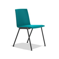 Caliber 2893/00 | Visitors chairs / Side chairs | Casala