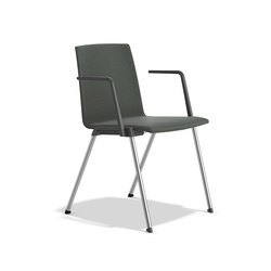 Caliber 2893/10 | Visitors chairs / Side chairs | Casala