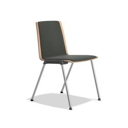 Caliber 2892/00 | Visitors chairs / Side chairs | Casala