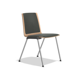 Caliber 2894/00 | Visitors chairs / Side chairs | Casala