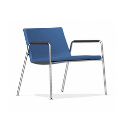 Leon Lounge 4664/10 | Lounge chairs | Casala