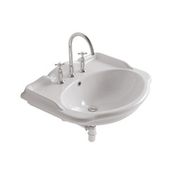 Paestum Basin | Wash basins | Globo