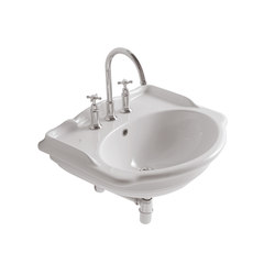 Paestum Basin | Waschtische | Globo