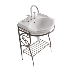 Paestum Floor Mounted Structure | Wash basins | Globo