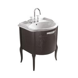 Paestum Mobile A Terra | Mobili lavabo | Globo