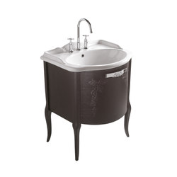 Paestum Floor Mounted Cabinet | Meubles lavabos | Globo