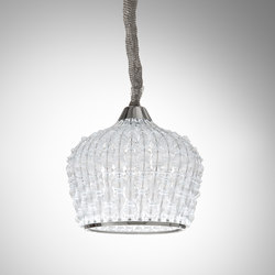 Crowns Hanging Lamp | General lighting | ITALAMP