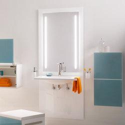 S 50 Höhenverstellbarer Waschtisch | Vanity units | HEWI