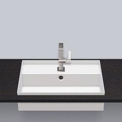 EB.ST600H | Lavabos | Alape