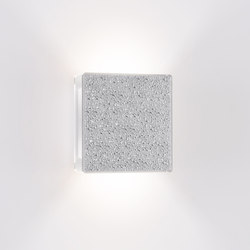 APP Wall | cracked ice | Wall lights | serien.lighting