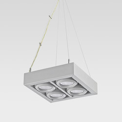 Ladder suspension 4x4 | General lighting | Reggiani