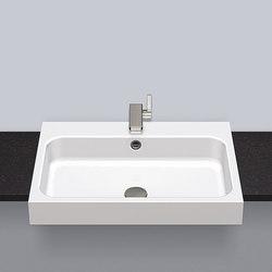 HB.SR650H | Wash basins | Alape