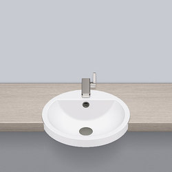 HB.S450H | Wash basins | Alape