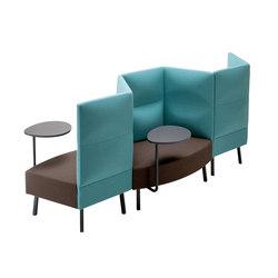 Cumulus | Lounge-Arbeits-Sitzmöbel | Sedes Regia