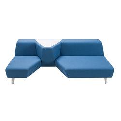 Slit | Sofás lounge | Sedes Regia