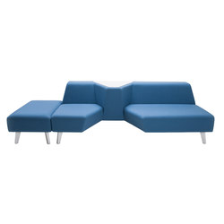 Slit | Modular seating systems | Sedes Regia
