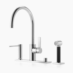 Tara Ultra - UNI SET Single-lever mixer | Kitchen taps | Dornbracht