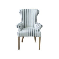 Stitch Alto Chair with arms | Sedie | Designers Guild