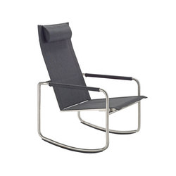 Jardin Rocking Deck Chair | Armchairs | solpuri