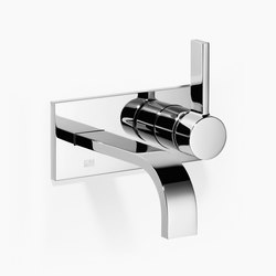 MEM - Wall-mounted single-lever basin mixer | Wash-basin taps | Dornbracht