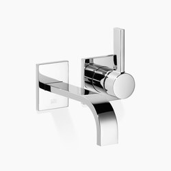 MEM - Wall-mounted single-lever basin mixer | Wash basin taps | Dornbracht