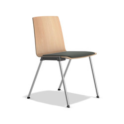 Caliber 2891/00 | Visitors chairs / Side chairs | Casala