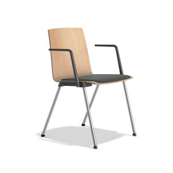 Caliber 2891/10 | Visitors chairs / Side chairs | Casala