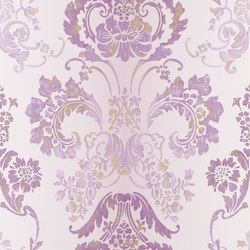 Alexandria Wallpaper | Kashgar - Orchid | Wall coverings | Designers Guild