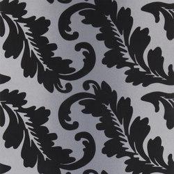Alexandria Wallpaper | Ardassa - Graphite | Carta da parati | Designers Guild