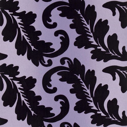 Alexandria Wallpaper | Ardassa - Amethyst | Wall coverings | Designers Guild