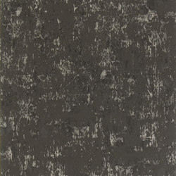 Alexandria Wallpaper | Rasetti - Noir | Wall coverings | Designers Guild