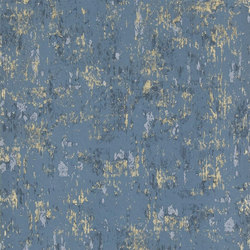 Alexandria Wallpaper | Rasetti - Graphite | Carta da parati | Designers Guild