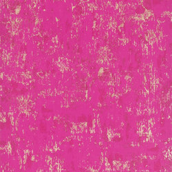 Alexandria Wallpaper | Rasetti - Fuchsia | Wallcoverings | Designers Guild