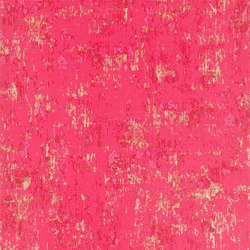 Alexandria Wallpaper | Rasetti - Scarlet | Wallcoverings | Designers Guild