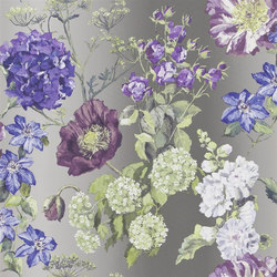 Alexandria Wallpaper | Alexandria - Amethyst | Wall coverings | Designers Guild